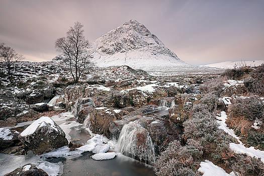 Glencoe Winter Morning by Grant Glendinning