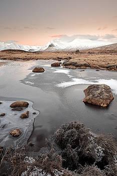 Glencoe Winter Sunrise by Grant Glendinning