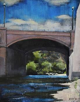 Glendale Bridge by Richard Willson