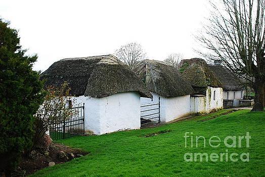 Joe Cashin - Glengrant village