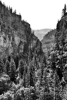 Glenwood Canyon by Sallie Anderson
