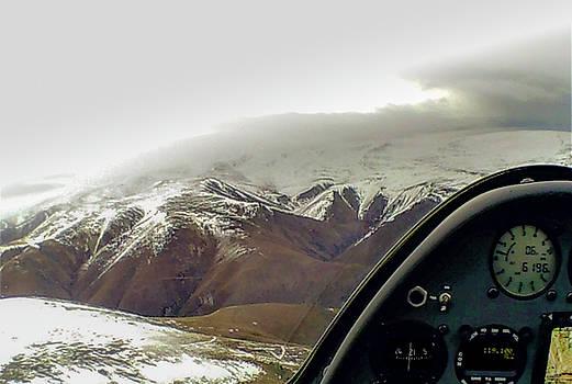 Gliding by Patrick Flynn