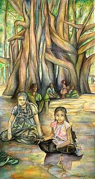 Glimmer of Hope by Joseph Lawrence Vasile