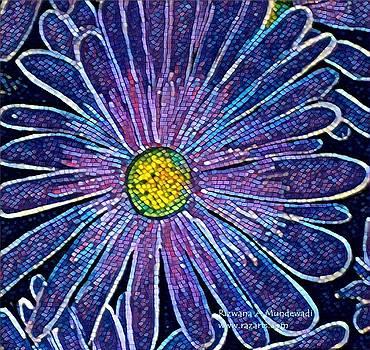 Rizwana A Mundewadi - Glittering Flower