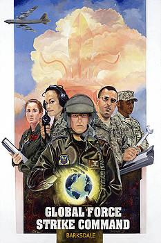 Global Force Strike Command by Ben Bensen III
