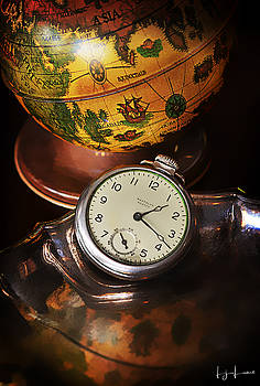 Global Time by Lj Lambert