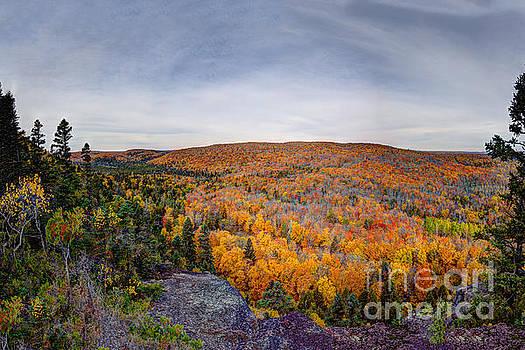 Wayne Moran - Glorious Autumn Lutsen Mountain Resort North Shore Minnesota