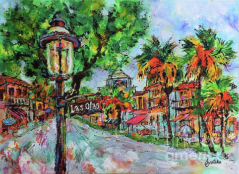 Glorious Los Olas by Jyotika Shroff