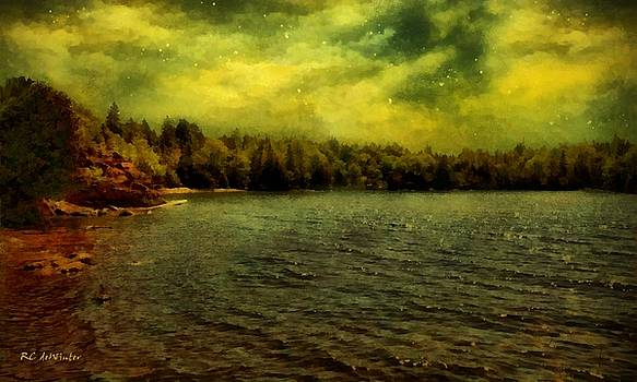 Glorious Sky by RC deWinter