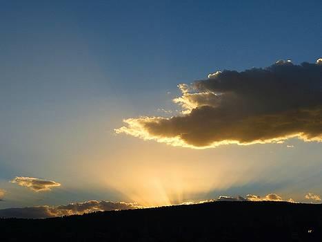 Glorious Sunburst 1 by Will Borden