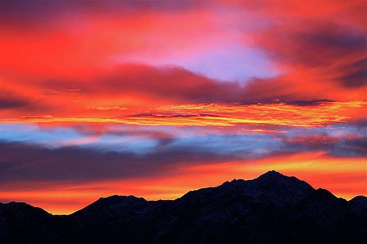 Glorious Sunrise by Paul Marto