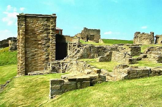 Cynthia Nunn - Glory in Ruins