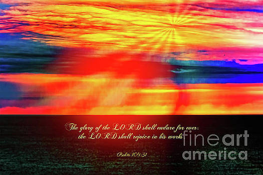 Glory of the Lord by Debbie Nobile