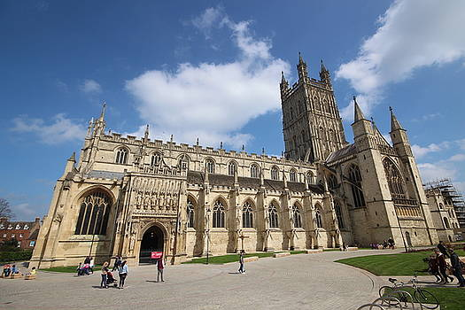 Gloucester Cathedral 2018 by Andy Lloyd