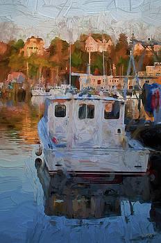 David Gordon - Gloucester Harbor II