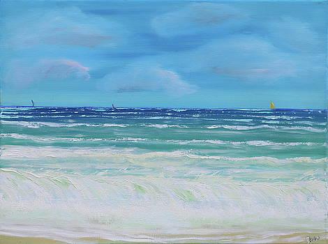 Gloucester Wind by David King Johnson