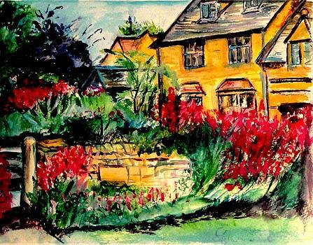 Gloucestershire by Helena Bebirian