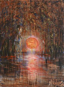 Glow in the Dark by Nik Helbig