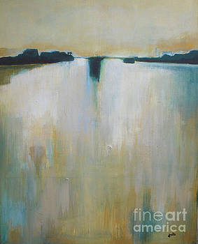 Glow in the Lake by Vesna Antic