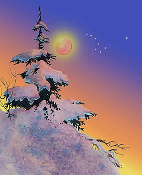 Glow of Dusk by Teresa Ascone