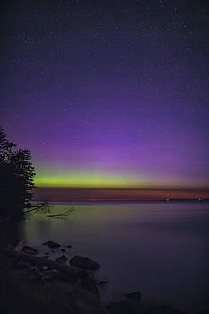 Glow of the Northern Lights by Marybeth Kiczenski