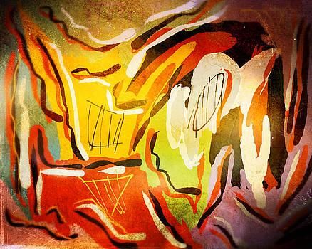 Glowing Dimensionality by Eduardo Tavares