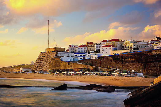 Glowing Ericeira by Marion McCristall