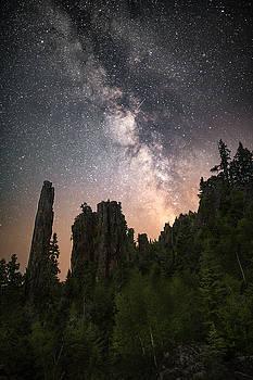 Glowing Horizon by Jakub Sisak