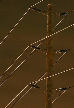 Bill Kellett - Glowing Power Lines