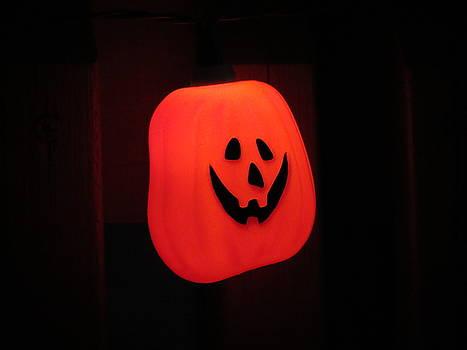 Kyle West - Glowing Pumpkin