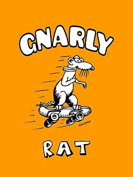 Gnarly Rat by Kim Gauge