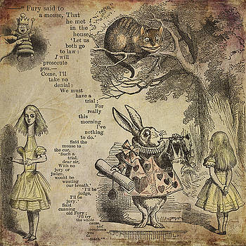 Go Ask Alice by Diana Boyd