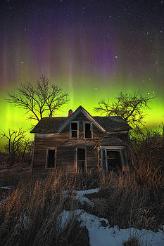 Go back to sleep  by Aaron J Groen