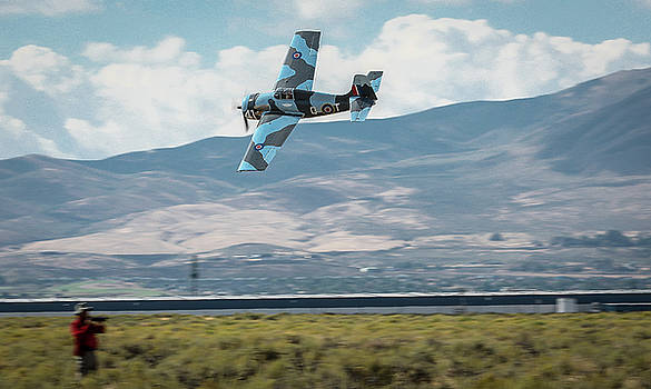 Go Fast Turn Left Fly Low Friday Morning Unlimited Bronze Class by John King