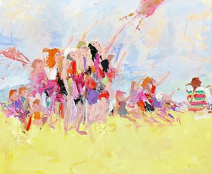 Go Fly A Kite by Sandy Welch