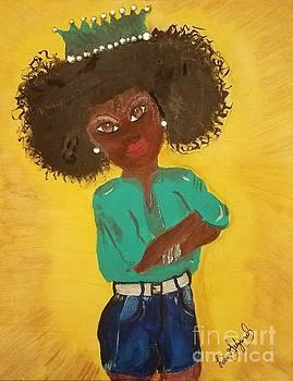 Go Girl   Shanese  by Lisa Gilyard