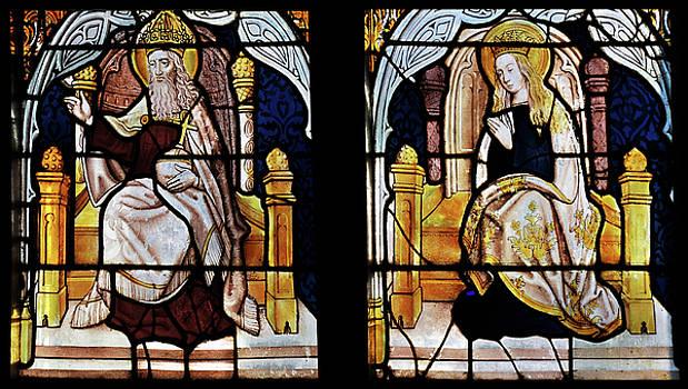 Vassil - God and the Virgin Mary