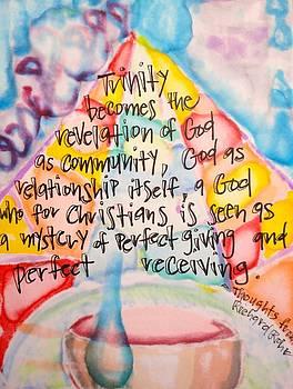 God as Community by Vonda Drees
