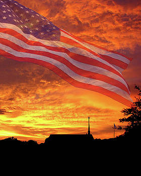 God Bless America by Adele Moscaritolo