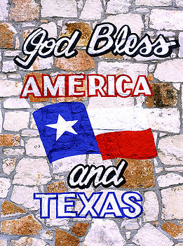 Marilyn Hunt - God Bless America and Texas 2