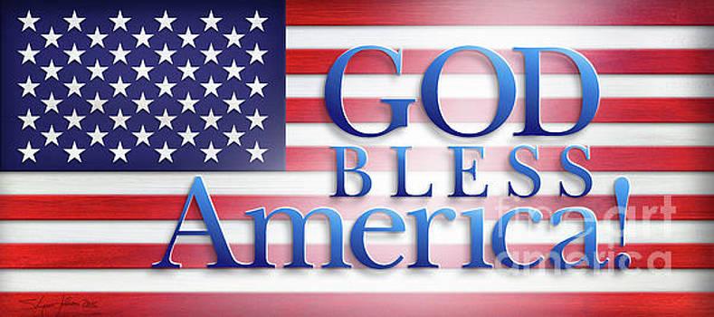 God Bless America by Shevon Johnson