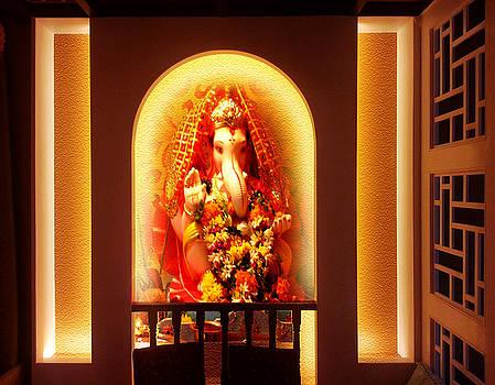 God Bless You by Anil Nene