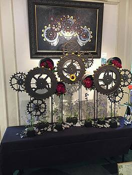 God Gear - Art In Bloom by Joe Burgess