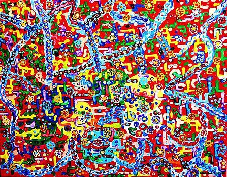 God hidden planets by Gina Nicolae Johnson
