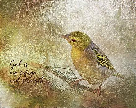 God Is My Refuge by Ramona Murdock