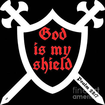 God Is My Shield 002 by Robert ONeil