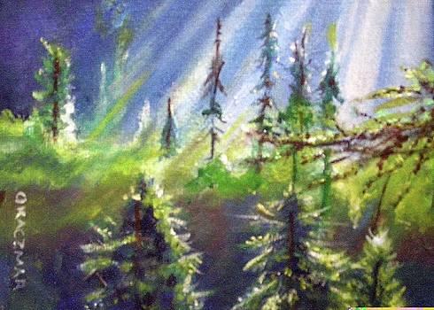 God Light by Olga Kaczmar