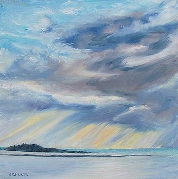 God Rays by Lynne Schulte