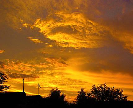 God Says Good Night by Adele Moscaritolo