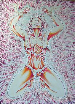 Goddess Breaking Chains by Jacki Randall